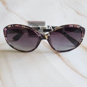 Elle Fashion Floral Print Sunglasses